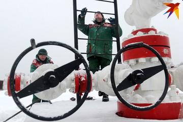 Нефть в Беларусь пришла только на два месяца?