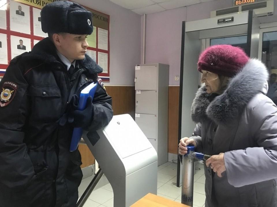 Мошенники обманули пенсионерку из Белоярского района. Фото УМВД ХМАО.