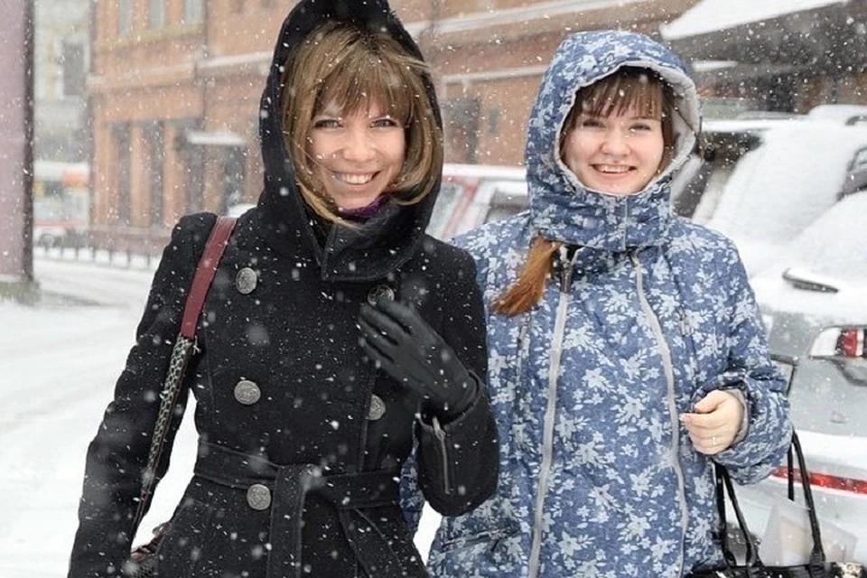 Снега на выходных в Коми будет немного