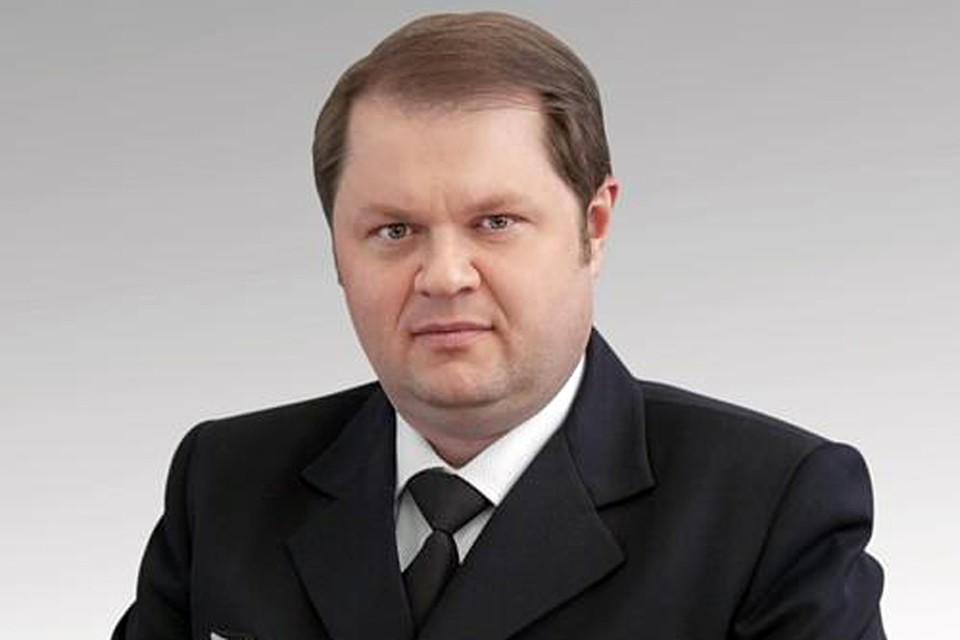 Замминистра транспорта России Владимир Токарев
