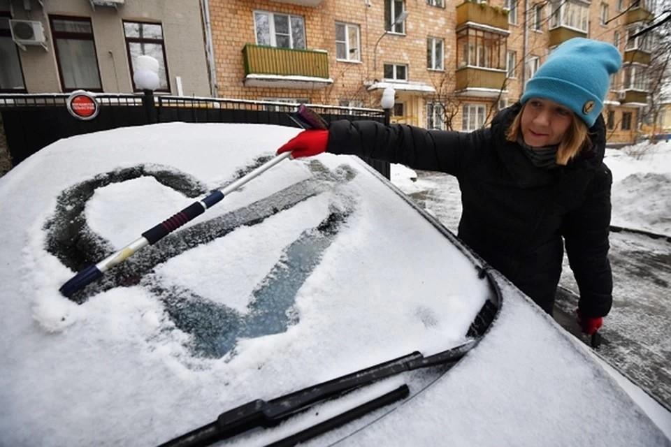 С 13 января в Коми снова придут снегопады