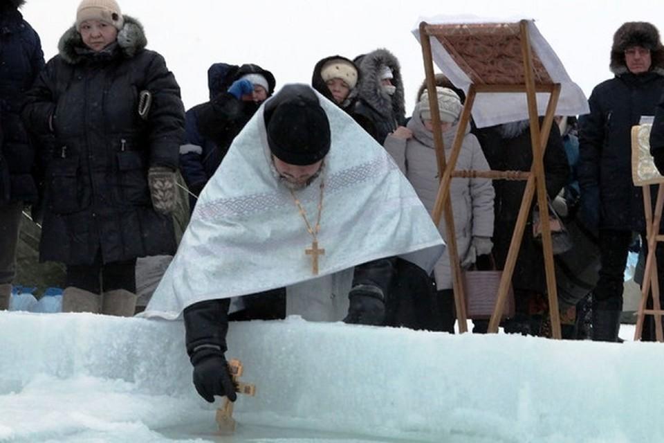 Верующих в Лабытнанги к крещенской купели привезут на автобусах Фото: lbt.yanao.ru