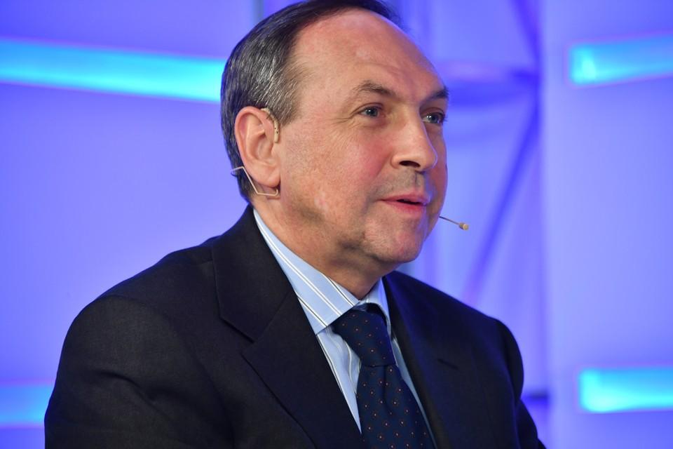 Президент Фонда «Политика», глава Комитета Госдумы по образованию и науке Вячеслав Никонов.
