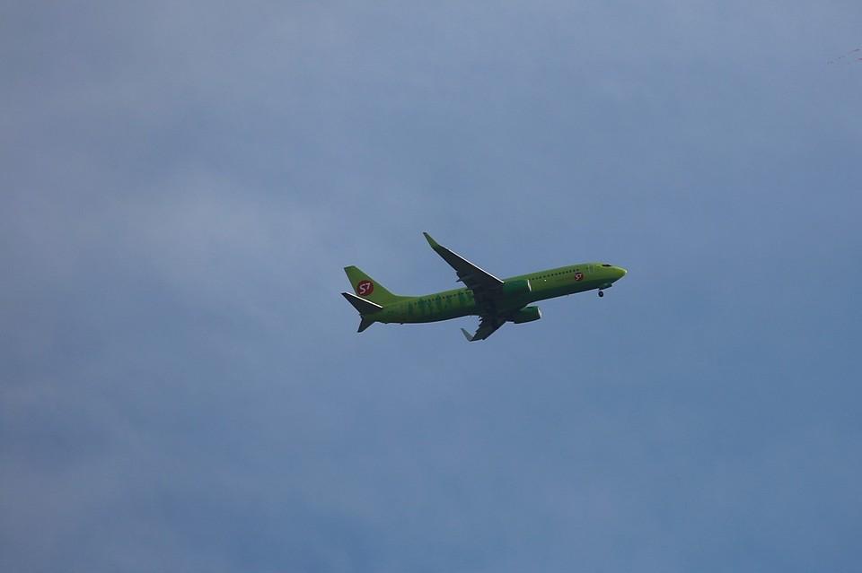 Самолет из Красноярска совершил экстренную посадку в Перми