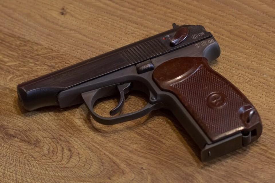 Мужчина взял незаконно находящийся у него пистолет и пришел к дому бывшего родственника