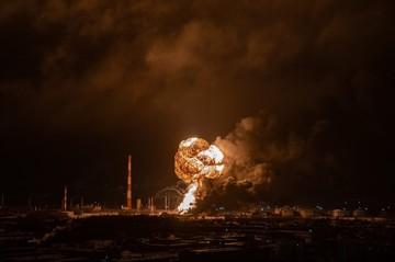 На расследование пожара на нефтеперерабатывающем заводе в Ухте потратят 15 дней