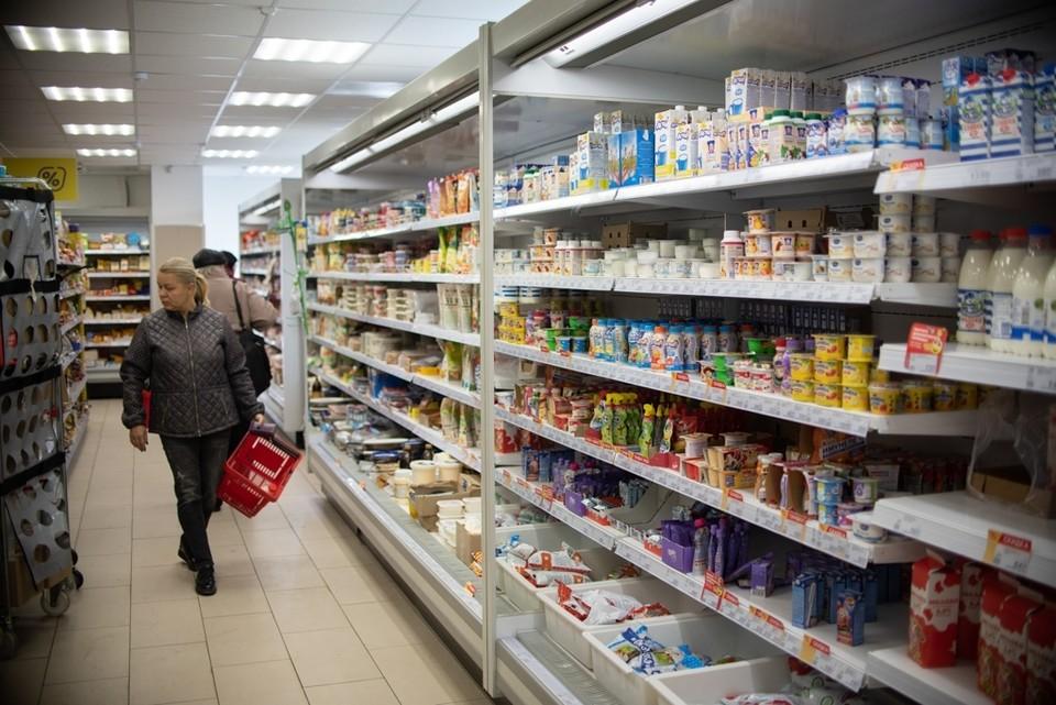 Супермаркеты - главный источник покупок для многих самарцев
