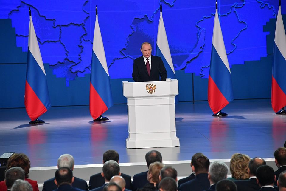 Путин указал на то, что за 2018 - 2019 года должно было быть добавлено 90 тысяч новых мест, однако сейчас добавлено только 78 тысяч