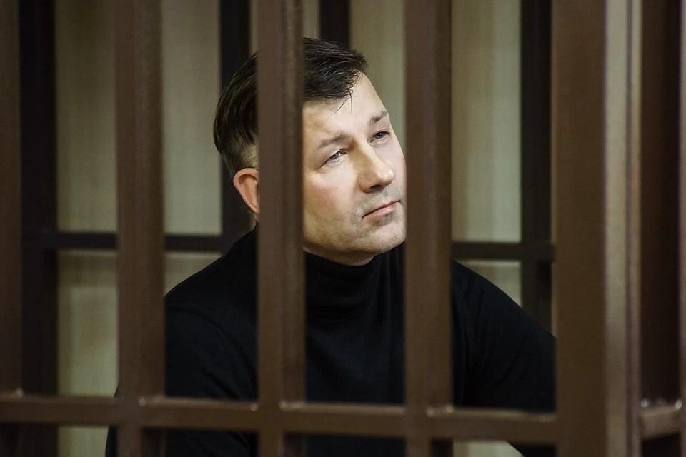Дмитрий Сазонов уже больше года живет в СИЗО