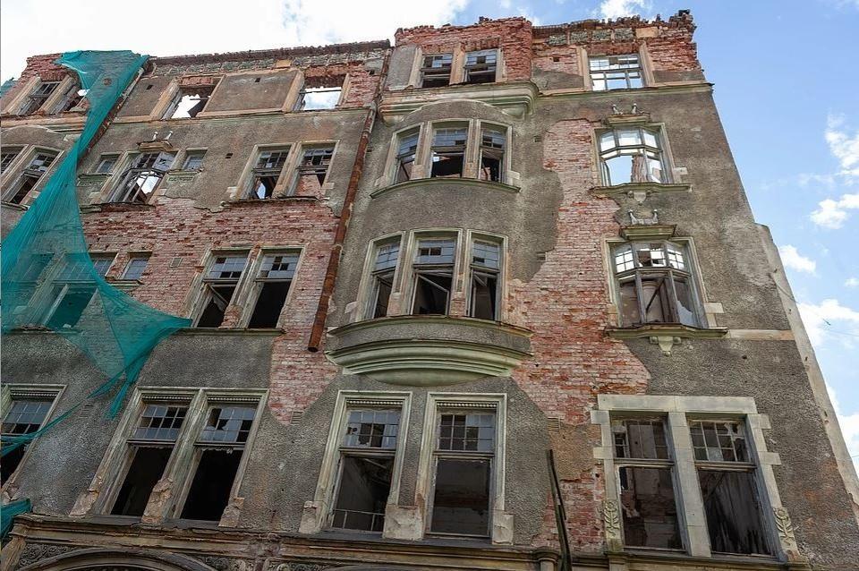 В Выборге за пять лет планируют отреставрировать квартал Сета Солберга.