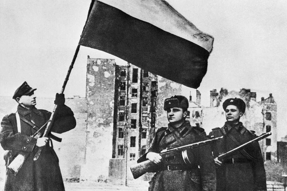 В этот день в 1945 году Красная Армия окончательно освободила Варшаву от немецкой оккупации. Фото: Фотохроника ТАСС