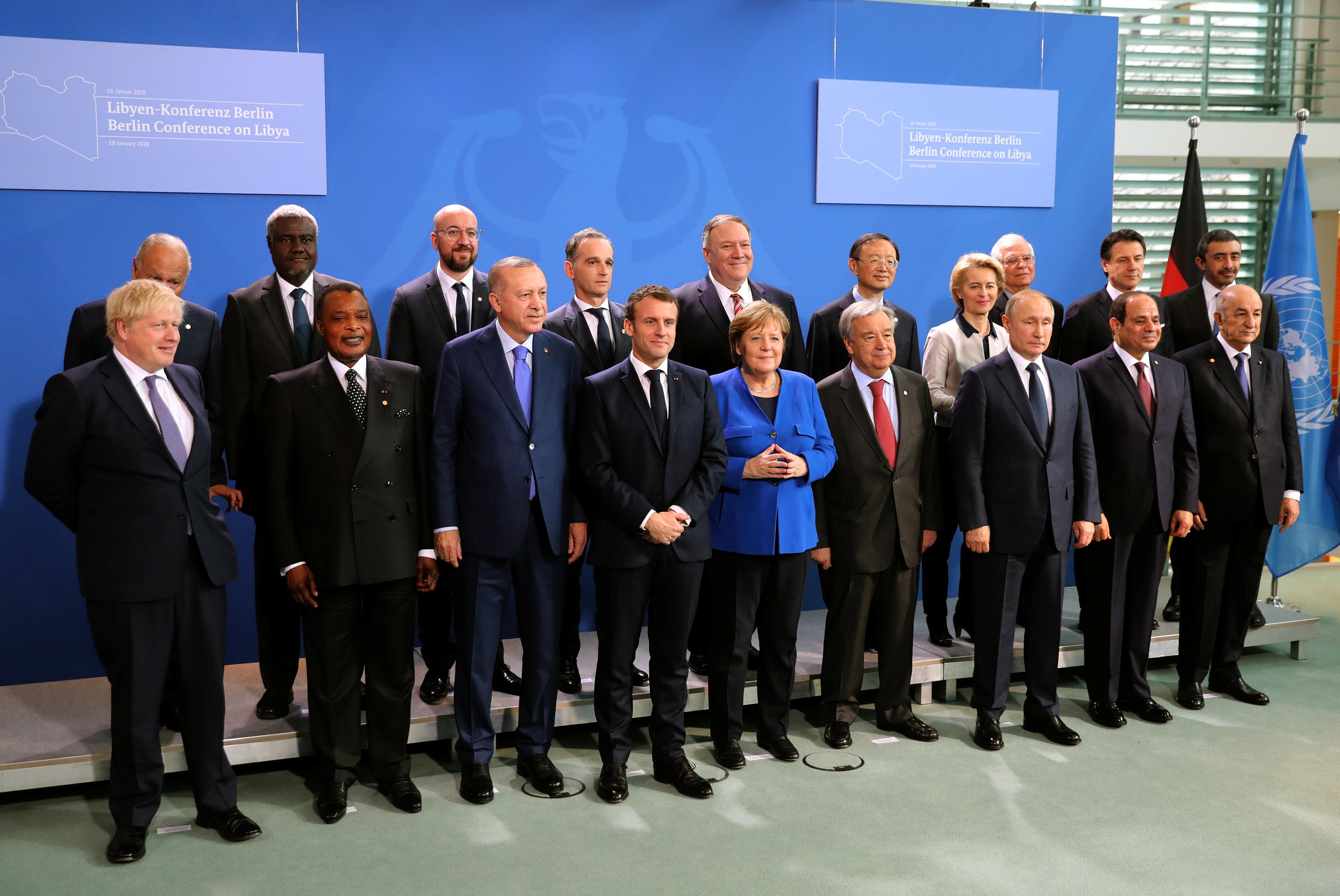 Французский лидер и канцлер ФРГ