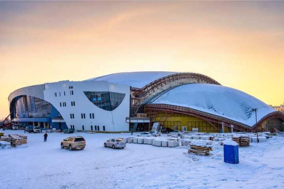 Где пройдет чемпионат мира по хоккею с мячом 2020 в Иркутске: путеводитель по стадионам. Фото: Татьяна ГЛЮК