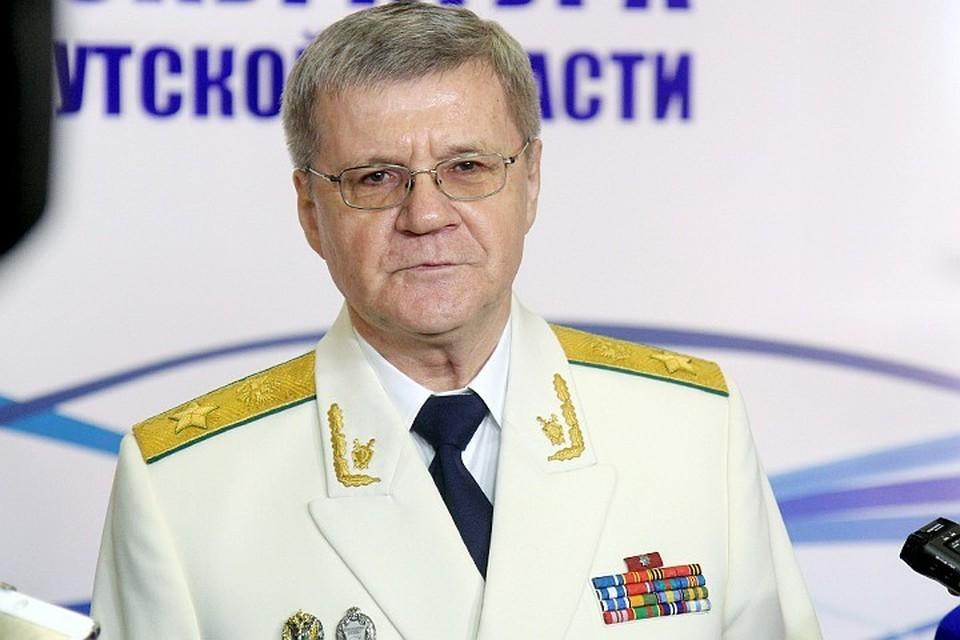 Глава государства предложил Чайке перейти на пост полпреда в Северо-Кавказском округе