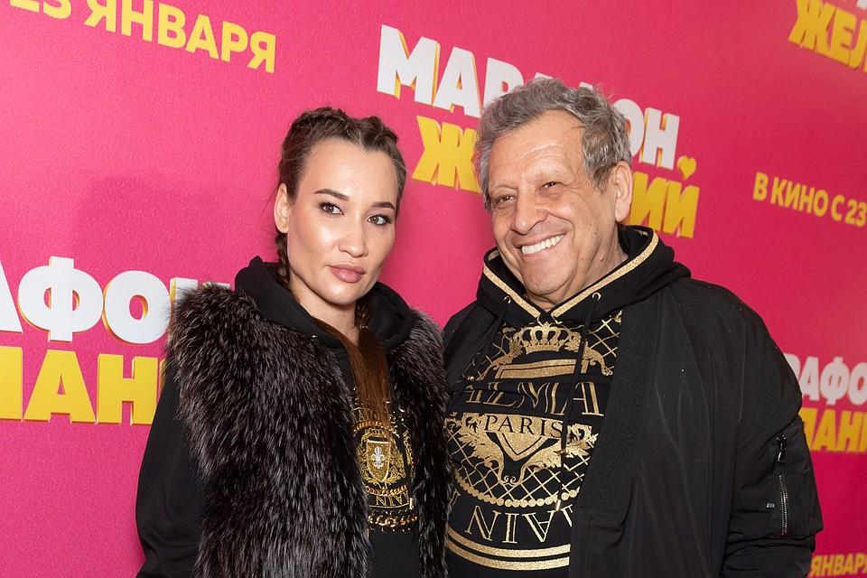 крепкого грачевский с новой женой фото частный