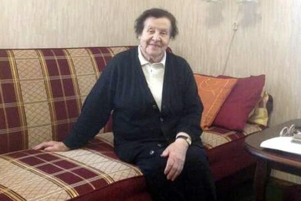 Ариадна Бажова-Гайдар