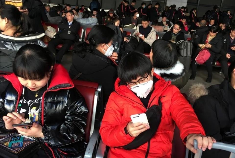 Жительница города Ухань обманула тепловизор в аэропорту
