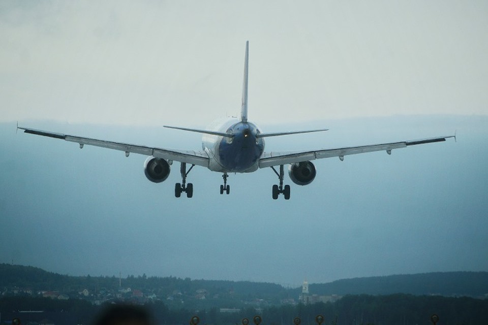 В Кольцово экстренно приземлился лайнер «Уральских авиалиний» из-за поломки шасси