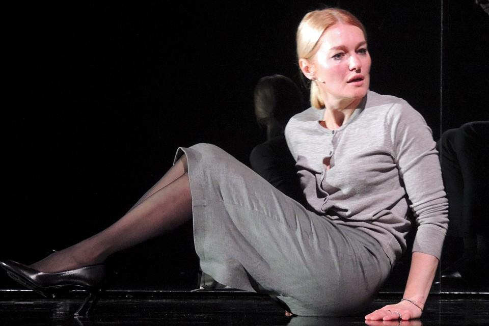 Виктория Толстоганова, актриса не из труппы театра «Современник»