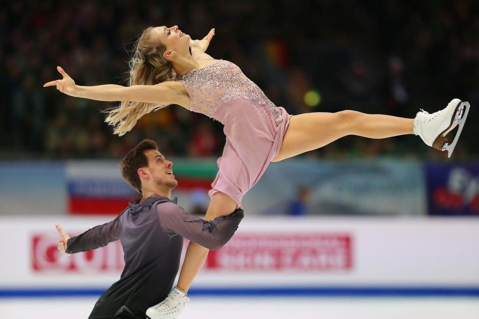 Впервые за 7 лет у России золото в танцах на льду - спасибо Виктории Синициной и Никите Кацалапову