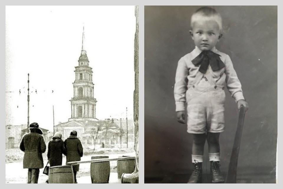 Таким он был, когда началась война, а потом и блокада. Фото: хроника ТАСС, 1941 год, Ася ЖУКОВА.