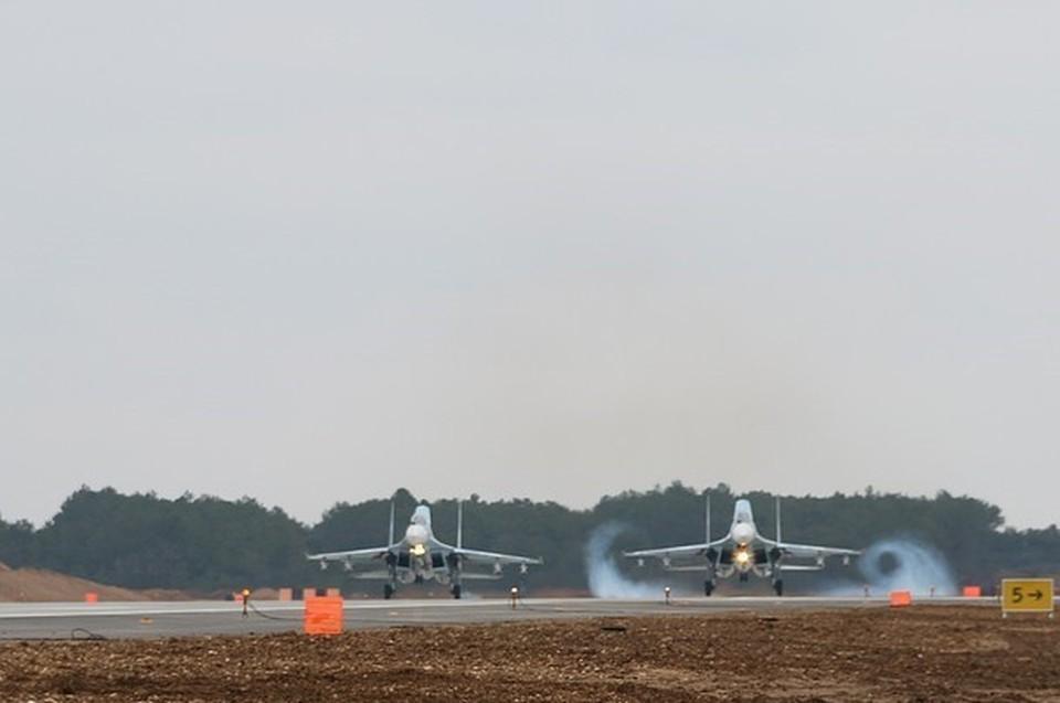«Бельбек» - аэродром военного и гражданского назначения, сможет принимать и пассажирские самолеты.