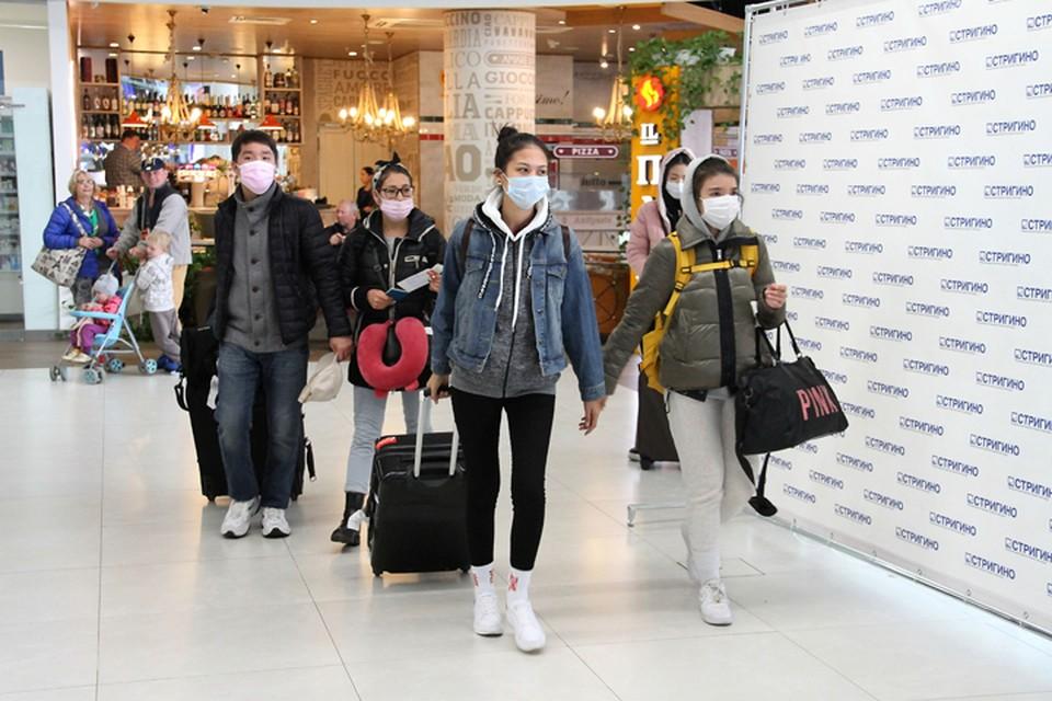 340 нижегородских туристов вернулись из Китая.
