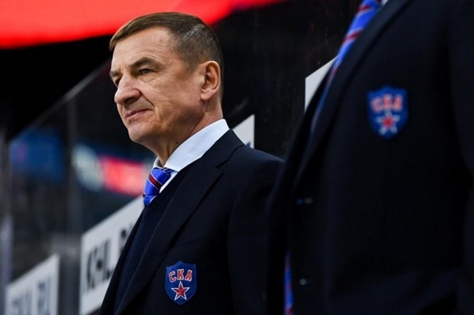 Официально: Валерия Брагина назначили старшим тренером СКА. Фото: ska.ru