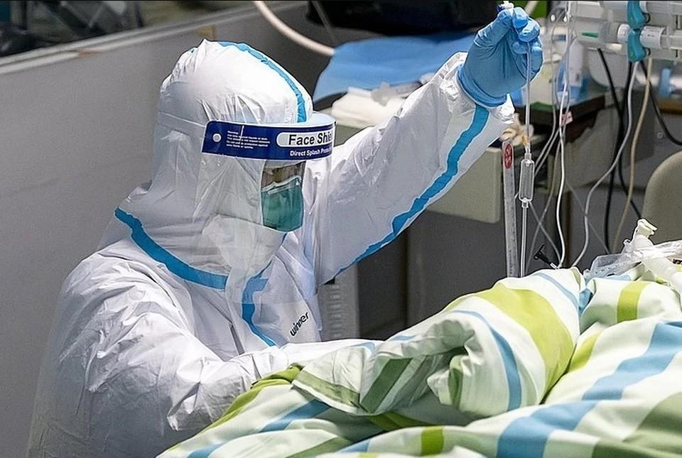 Общее количество людей с диагнозом коронавирус нового типа в Китае достигло 11 791