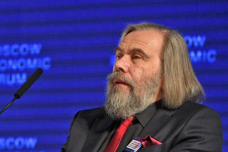 Директор Киевского центра политических исследований и конфликтологии Михаил Погребинский