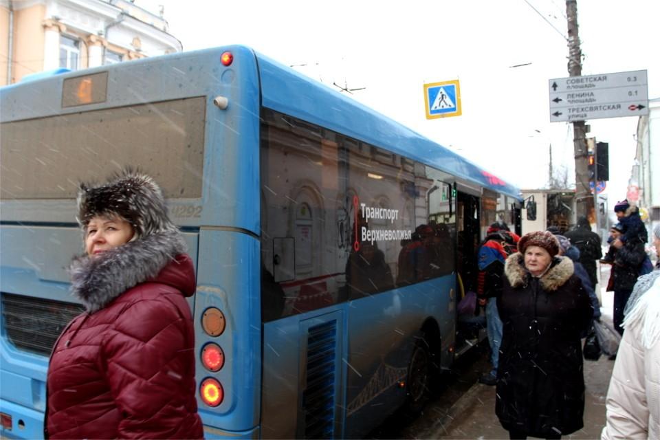 Чтобы не метаться по городу в поисках нужного автобуса - изучите новую схему.