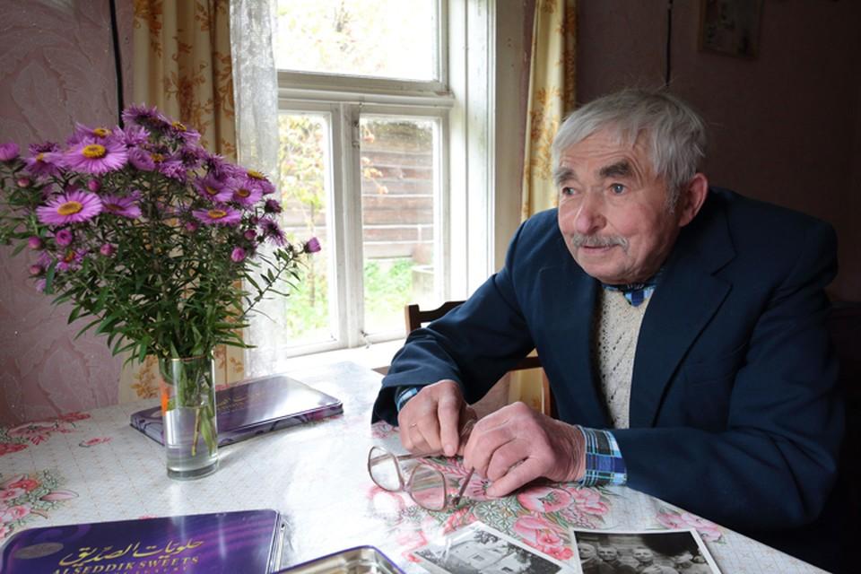 В свои почти 100 лет Иван Игнатьевич стал знаменитостью.