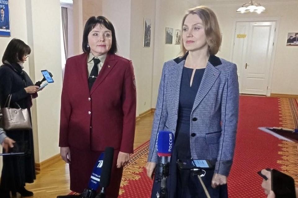 Инна Куликова: россияне, эвакуированные из Китая в Тюмень, чувствуют себя хорошо