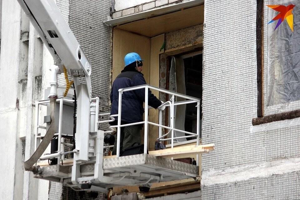 После завершения ремонта жильцы смогут вернуться в квартиры