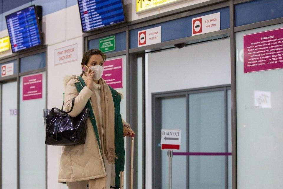 В России создадут резерв масок на случай вспышки коронавируса