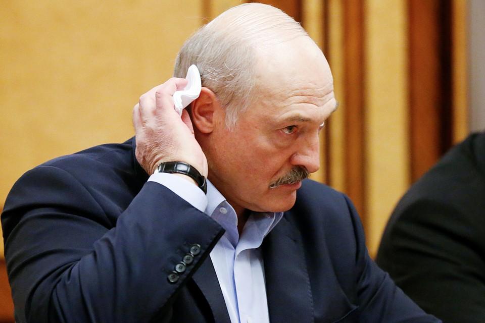 Теперь перед Лукашенко стоит трудный выбор