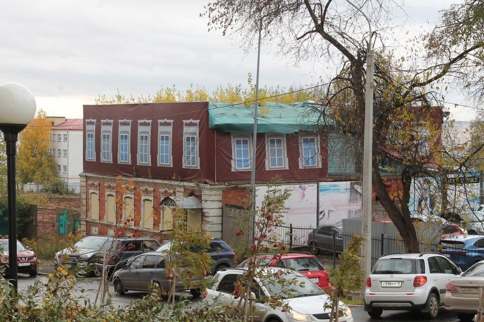 Фото: Охрана культурного наследия Удмуртии