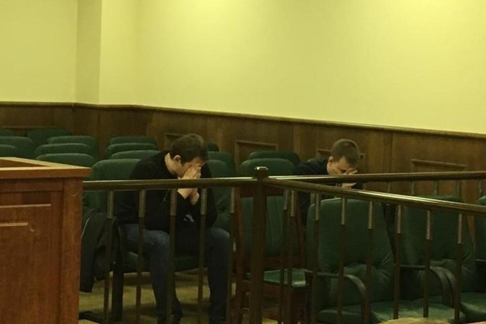 Суд дал реальные сроки экс-полицейским, избившим в отделении подростка. Фото: Объединенная пресс-служба судов СПб