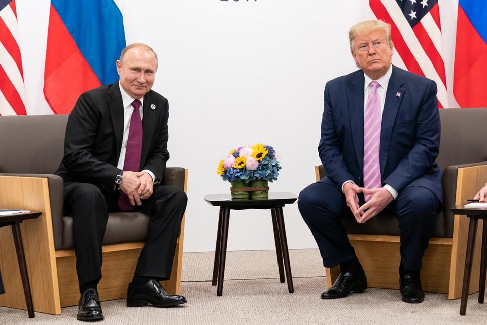 Почему Владимир Путин обошел по узнаваемости Дональда Трампа?