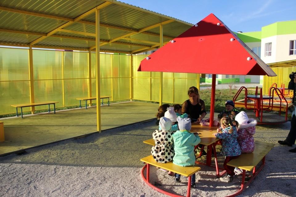 Закрыты детские сады № 21, 40, 14, а в школе №23 сократили занятия