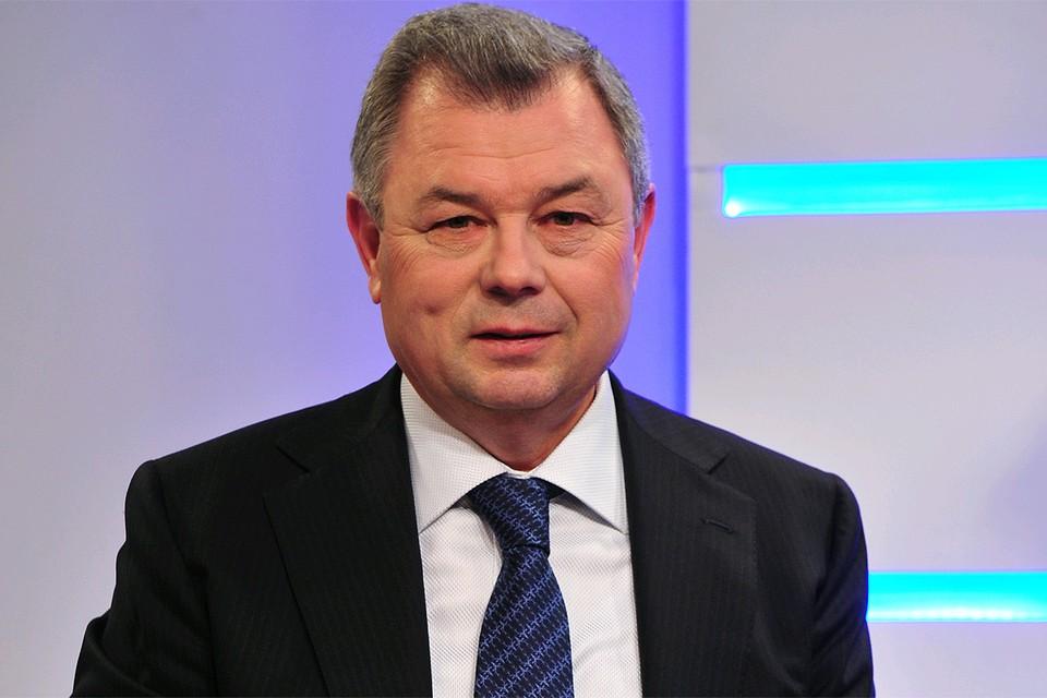 Экс-губернатор Калужской области Анатолий Артамонов.