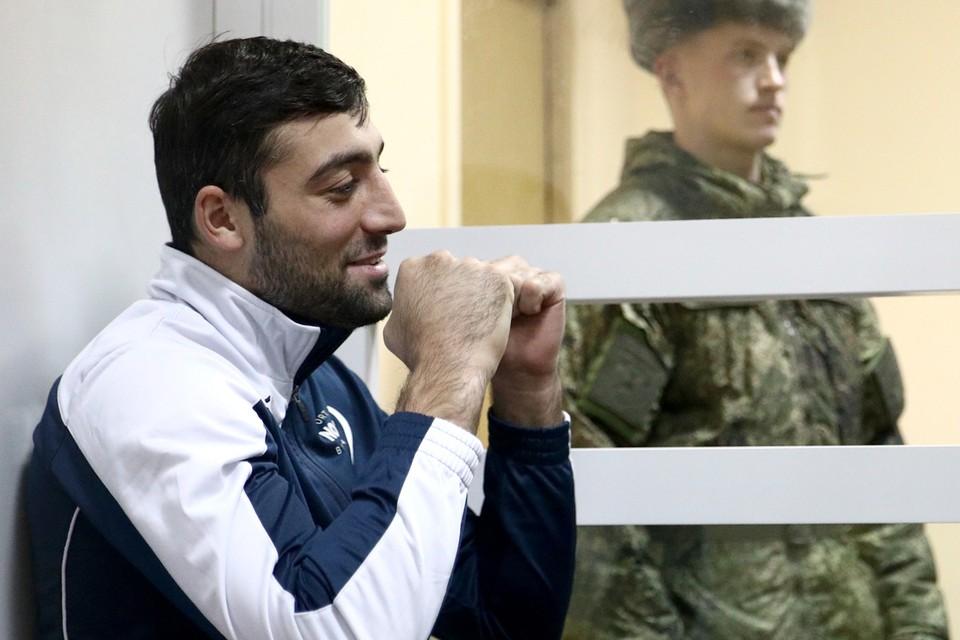 Двукратный чемпион России Георгий Кушиташвили, арестован до 1 апреля. Фото: Сергей Бобылев/ТАСС