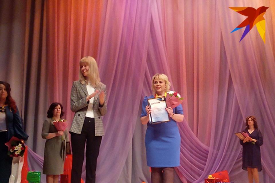 Учителем года в Твери стала Юлия Румянцева