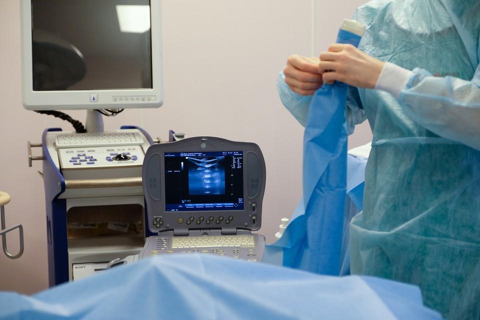 В Петербурге ребенку с раком почки удалили опухоль, сохранив орган.