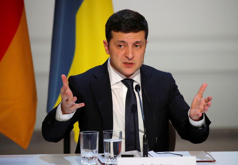 Зеленский отказался вести переговоры с правительством ЛНР и ДНР