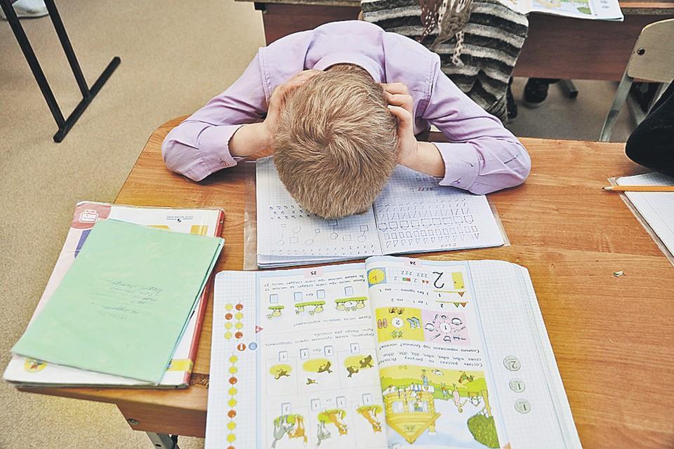 Пусть иногда над скучными задачками и хочется заснуть, зато они развивают мышление и готовят к взрослой жизни.