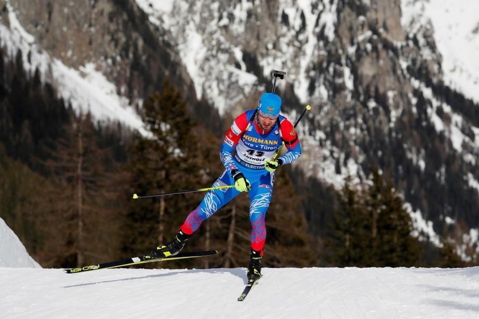 Александр Логинов начнет индивидуальную гонку на чемпионате мира по биатлону 2020 в Антхольце седьмым