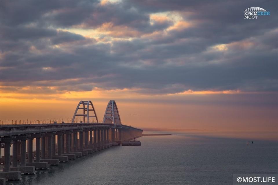 Поезд из Анапы в Керчь запустят 7 марта. Фото: Инфоцентр «Крымский мост»