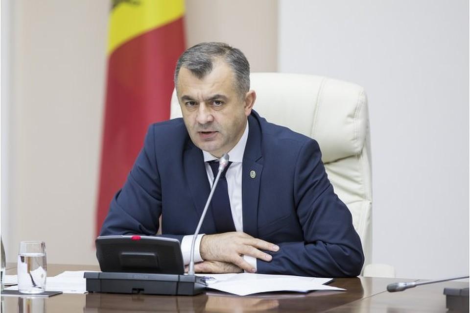 Молдавский премьер сильно обиделся на судей: