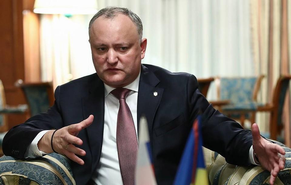 Президент Игорь Додон: У судей, из-за которых Молдова проиграла в ЕСПЧ, будет конфисковано имущество!